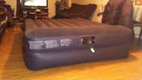 black air bed