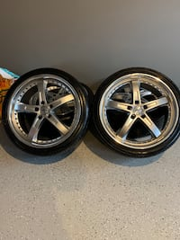 """20"""" TSW Rims/Tire Package  Stafford, 22556"""