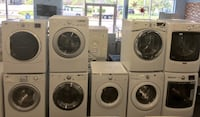 Washer/Dryer - Delivery and 1 year warranty Toronto, M3J 3K7