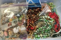 155 pounds of vintage to newer jewelry jewellery, worth over $10,000.00 SEVERNBRIDGE