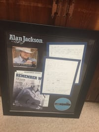 Alan Jackson collectible Meridian, 39305