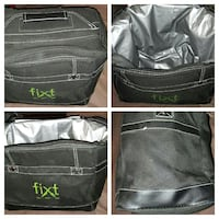 black and gray Fixt INSULATED COOLER Carson City, 89701