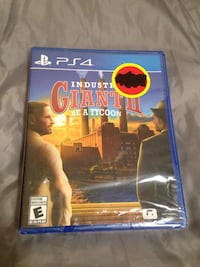 PS4 Sealed Industry Giant 2 Mississauga, L4X
