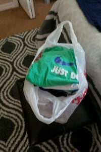 white and green plastic bag Ocala, 34476