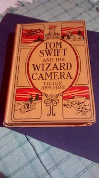 Antique Tom Swift novel from 1912 Mississauga