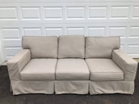 Sunbrella Fabric Sofa Brunswick, 21716