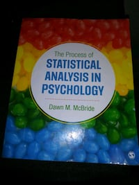 STATISTICAL ANALYSIS IN PSYCHOLOGY  Bakersfield