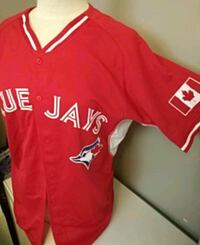 Sports jersey Jays red sz xL
