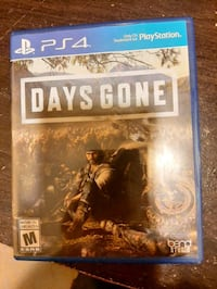 Days gone  ps4  London, N5V 2W9