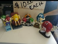 M&M collectibles Visalia, 93277
