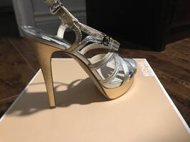 Ladies Michael Kors high heels sandals