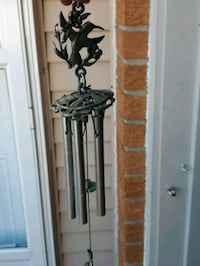 Pewter wind chime Barrie, L4N
