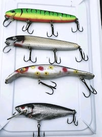 Musky Lures Chatham-Kent
