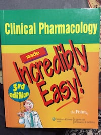 Clinical Pharmacology Made Incredibly Easy Winnipeg, R2J