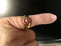 Mens Ruby Ring REDUCED Easley, 29640