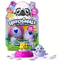 Hatchimals Colleggtibles 2-pack nest Hamilton, ON, Canada