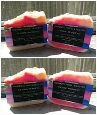 Tooting Monkey's Cold Process Soap