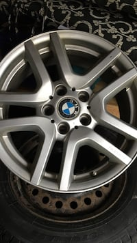 Mags for 4x bmw - x5 - 2005 will fit other models 17'' Carignan