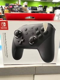 Brand New Nintendo Switch Pro Controller Mississauga, L5J 1J7