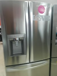 stainless steel french door refrigerator Lawrenceville, 30046