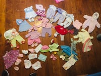 Bitty Baby Huge Lot of clothes and accessories  Sarasota, 34243
