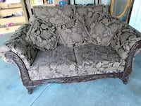 Sofa Chesterfield, 23832