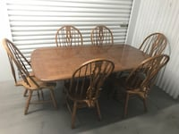Oak dining set Las Vegas, 89149