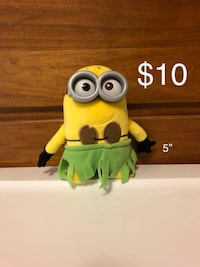 """****    Dispicable Me 3 Hula Jerry 5"""""""