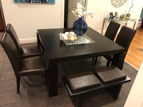 Used Modern 7 Piece Dining Set For Sale In Bethlehem Letgo