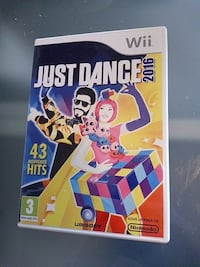 Just dance 2016 Wii Talence, 33400