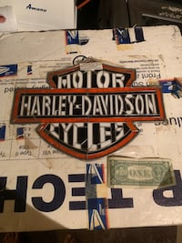 Harley Davidson Stained glass decoration (individualy) Fall River, 02721