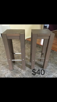 Wooden barstools  Richmond, 77406