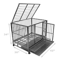 Brand new - Heavy-Duty Dog Crate Cage New York, 11215