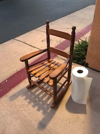 Kids rocking chair in perfect condition. San Marcos, 92078