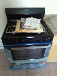 3 Brand new Frigidaire Stainless Appliances!