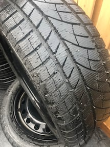 Nissan All Season and Winter Tires with rims + spare
