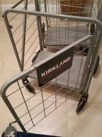 Shopping Cart with door null