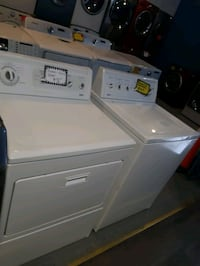 KENMORE TOP LOAD WASHER AND DRYER SET WORKING PERFECTLY Baltimore, 21223