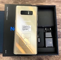 New Samsung Galaxy Note 8  Mumbai