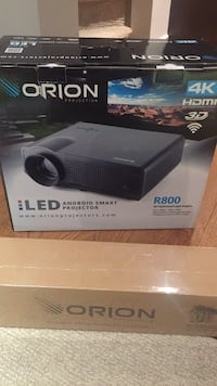 Android Smart Projector & Screen Guelph, N1G 5E6
