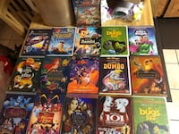 Brand new DVDS 15 each Disney classics in N Lakeland shipping available Lakeland, 33810