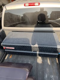 "Weather guard tool box 47"" $450 obo Guadalupe, 93455"