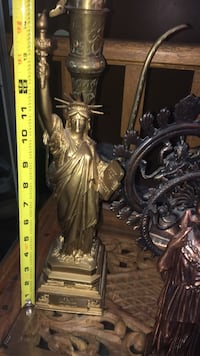 15 inch Statue of Liberty. Calgary, T2Y 2W5