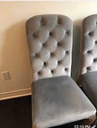 Dining Chairs (X6) * Excellent Condition* Milton, L9T 2R1