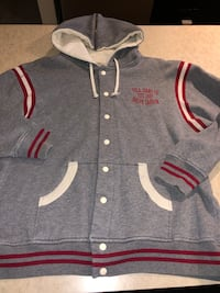 Polo Ralph Lauren letterman snap up jacket size XL  Richardson, 75081