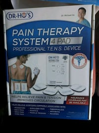 Dr ho's pain therapy system Cambridge, N1R 2L5