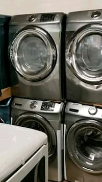 Washer and dryers brand new fully warranted