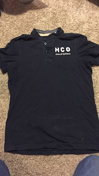 Blue hco california t-shirt men's