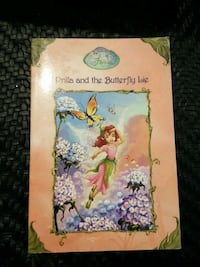 Disney faired book Prilla and the butterfly lie Centreville, 20121