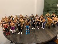 34 WWE Figuers  New York, 10470